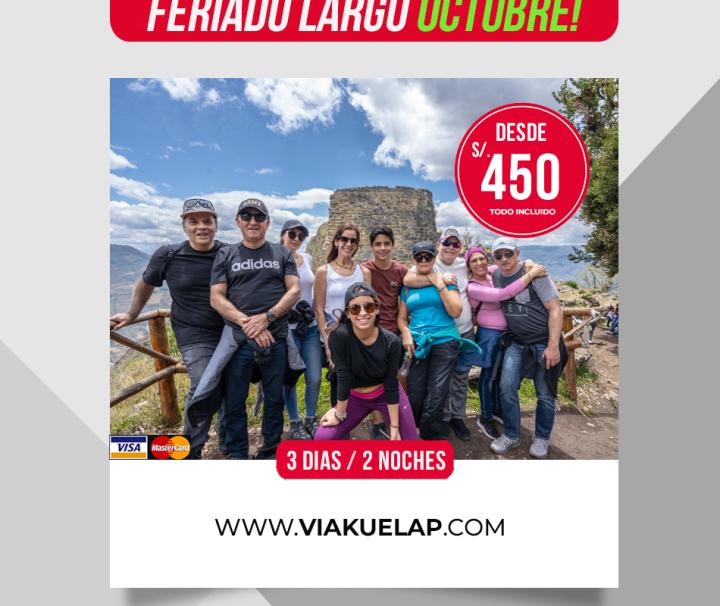 FERIADO LARGO OCTUBRE 2019