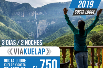 GOCTA LODGE 2019 PROMO